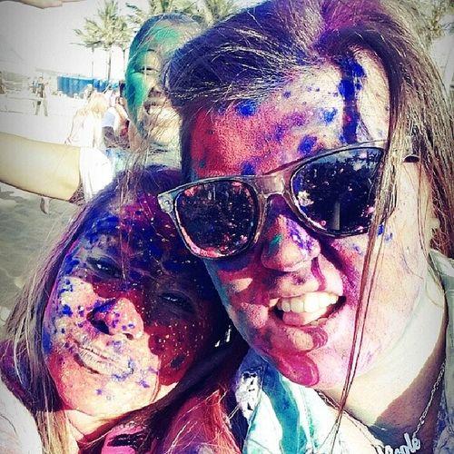 ColourFestival Fun Party Photobomb