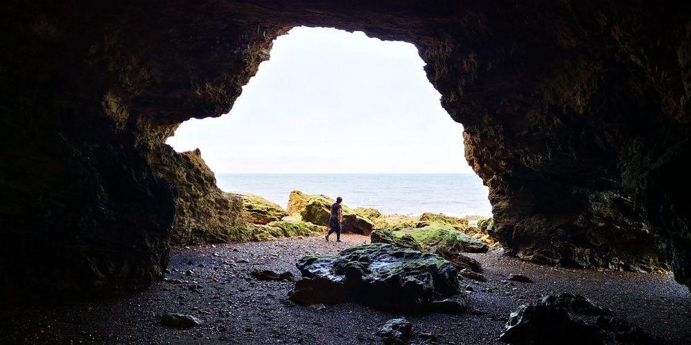 Sea Beach Cave