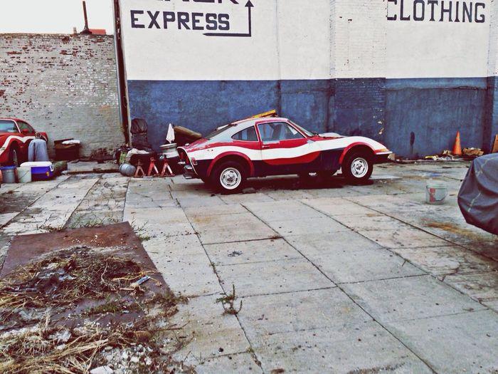 Vintage Cars RudeMES