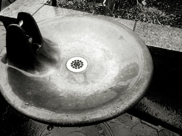 Water Fountain. Black And White Photography Urban Photography Water Fountain Contrast Nexus 5 365project NYC