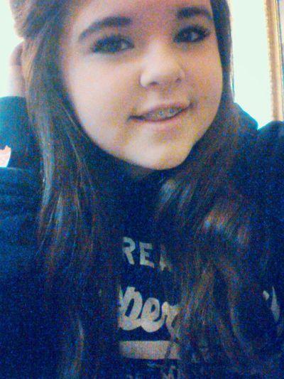 Selfie Self Protrait saturdayyy