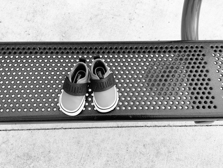 You forgot these here Shoe Day Pair Fashion No People High Angle View Outdoors