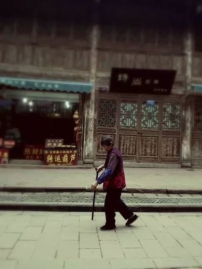Loudai Ancient Town in the morning. Loudai Beautifuloldtown Chinatown ... Taken BY: LAMTOM KINH CAN.