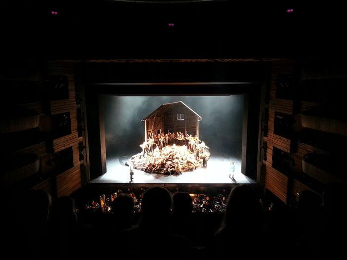 Lady Macbeth fra Mtsensk Opéra Opera House Likeasir Oslo