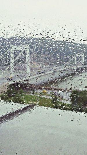 Lovely rainy day ❤️❤️ Rainy Day Rain Drops Budapest