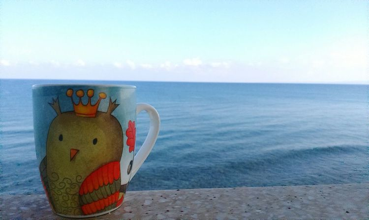Relaxing Taking Photos Hello World Sea And Sky Tea Is Healthy House First Eyeem Photo
