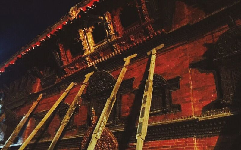 Beautiful Nepal Arcitecture Old Heritage Artistic EyeEm Nature Lover Eye4photography  MomentAfter Earthquake Still Standing And Strong Life Nepal Peaceful Evening