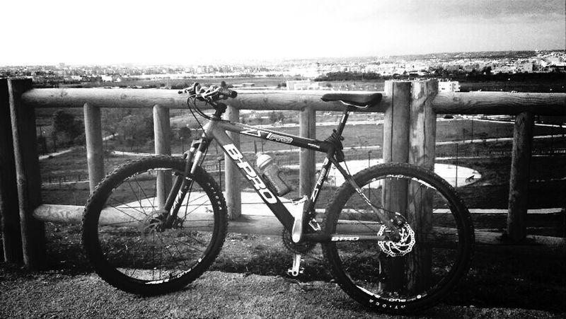 Bike time! Madrid Getafe Cerro