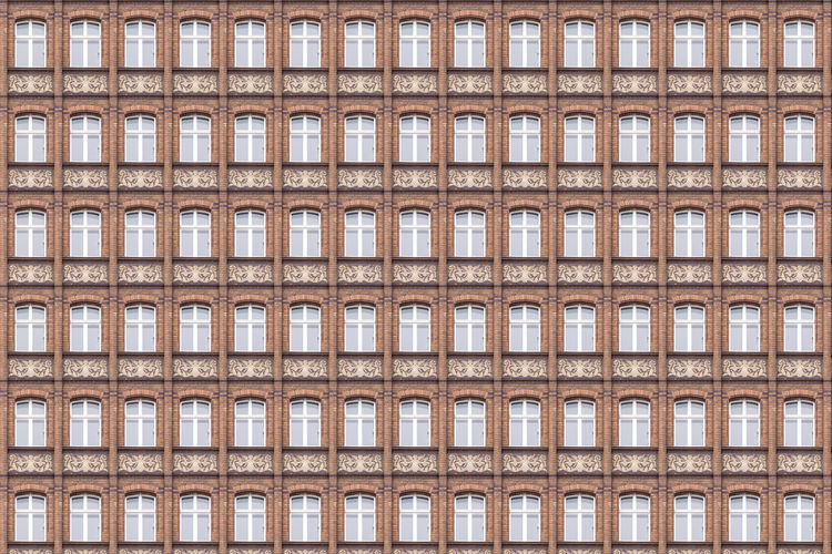Architecture Background Berlin Building Facades Front View Full Frame Germany House No People Outdoors Pattern Repetition Texture Wallpaper Window