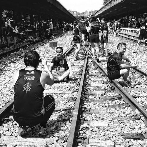 Showcase: JanuaryTanjong Pagar Railway Station Railway Station 3May1932-1July2011 Rail Corridor Run 31 January 2016 Capture The Moment Snapshots Of Life Railway Tracks Runners Streetphotography Post-run Eyeemcollection Eyeemphotography EyeEm Gallery Eyeem Streetphotography