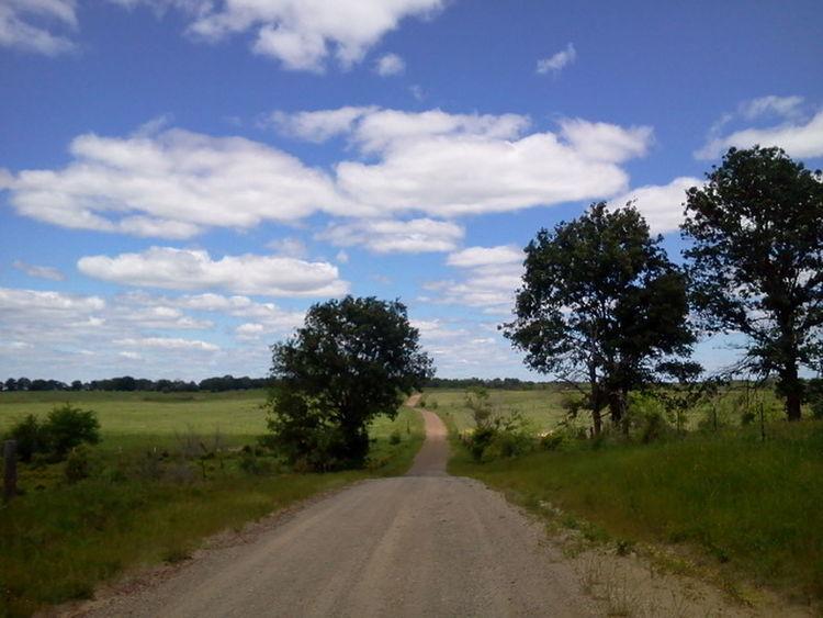 Cloudporn Springtime Country Life Soul Searchin
