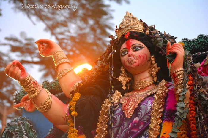 Art Art And Craft Close-up Creativity Cultures Durga Puja Durga Puja 2015 Durga Pujo Durgamaa Durgapuja Human Representation Kolkata Kolkatadiaries Religion Spirituality Statue