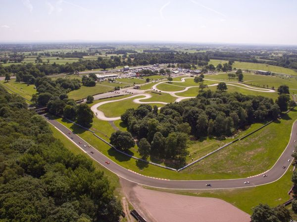 Oulton Park from the sky // Tree Day Landscape Aerial View Road No People Sky Outdoors Golf Beauty In Nature Golf Course Nature Racing Oulton Park Race Track Dji Dji Phantom Tree Growth Drone  Tranquility Field Nature Travel Destinations Cheshire