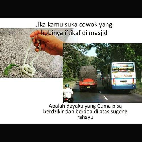 Apalah dayaKu. Repost brilio.net Buspatasjatim Sugengrahayu