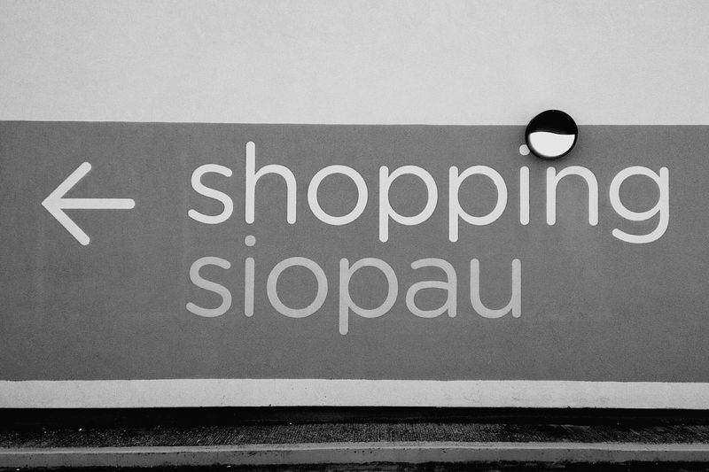 shopping siopau EyeEm Best Shots EyeEm Best Edits Typography Cardiff