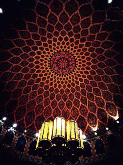 IbnBatuta Ibnbattutamall Ceiling Travel Destinations No People Architecture And Art Dome Huawei P9 Leica Mobilephotography Huaweiphotography HuaweiP9 Happiness♥ Dubai Architecture