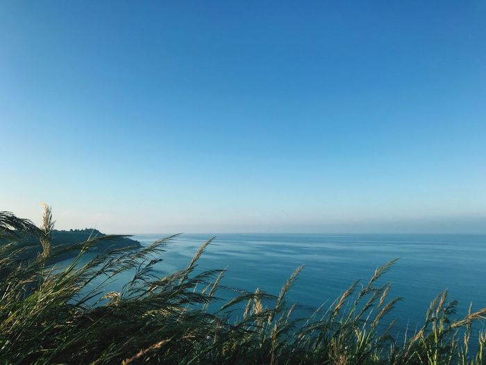 EyeEm Selects Tranquil Scene Blue Water Clear Sky Scenics