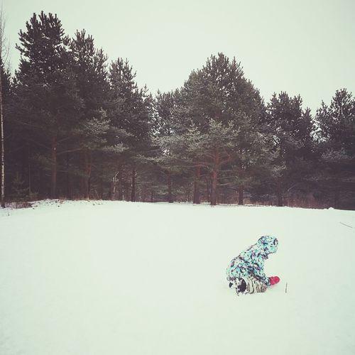 Winter Kidslovesnature Finland♥ Joy Of Life