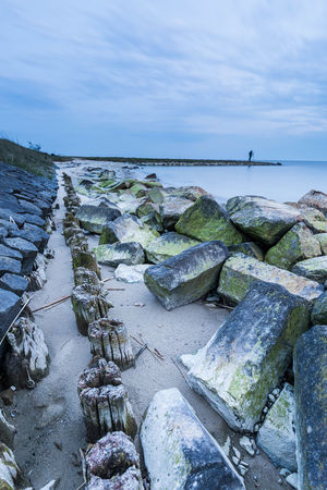Beauty In Nature Holland Horizon Over Water Ijselmeer Landscape Nature Sea Shore Sky Water