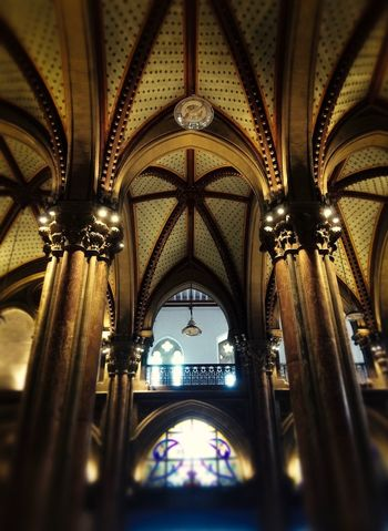 Architecture Arch Indoors  History No People Day Cstmumbai Mumbai