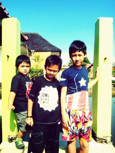 Kids Vacation My Boy Anak Anak