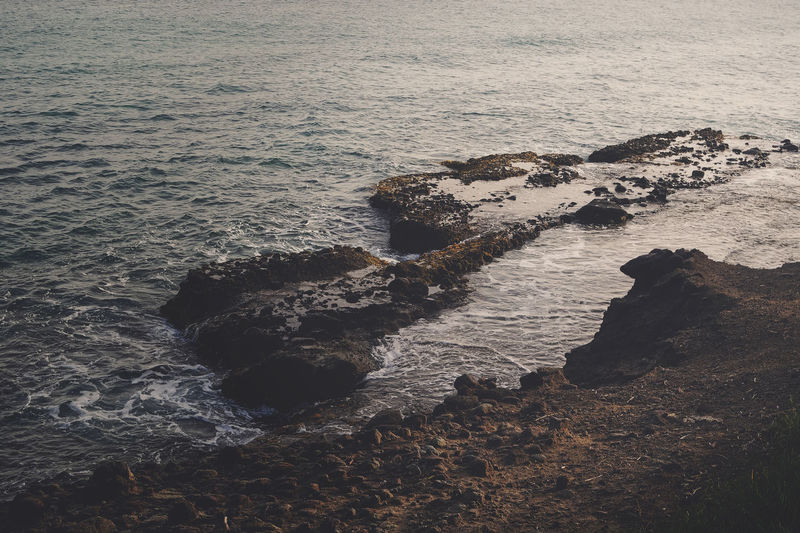 Beach Nature Outdoors Bay Rock Light And Shadow Wander Explore Coast Rocks And Water Earth Land Landscape Island Naturelovers Nature_collection Landscape_Collection Nature_collection EyeEm Best Shots - Nature Showcase July