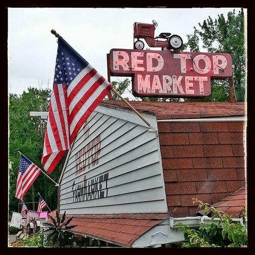 road Fresh Produce Americana Road Trip! Vintage Signs