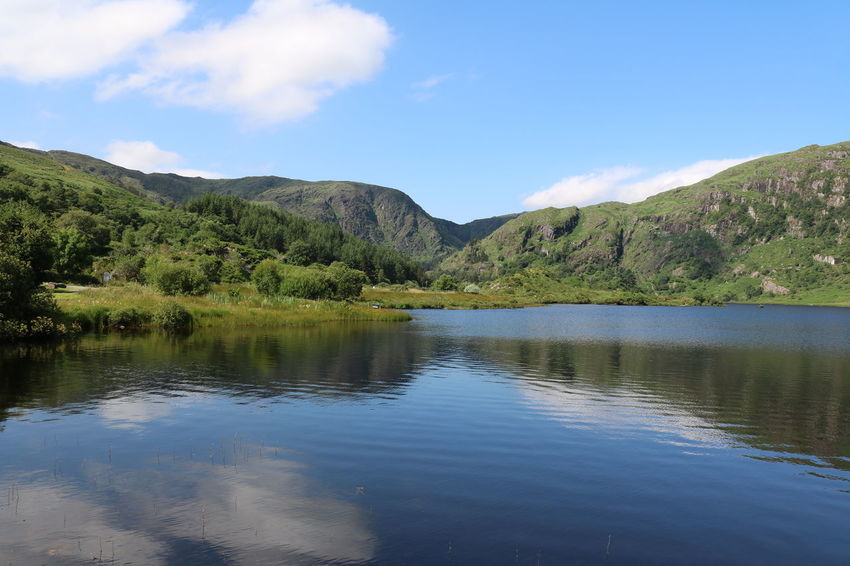 Day Gougane Barra Holiday Ireland Lake Landscape Macroom Natural Parkland Nature No People Outdoors Reflection Sightseeing Sky Vacation Water