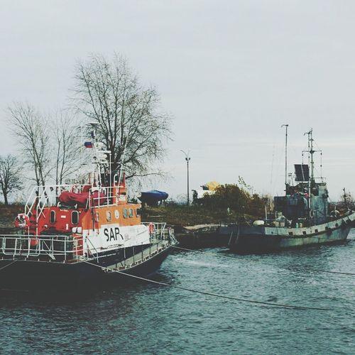 кронштадт старые лодки лодки Old Autumn October осенние прогулки