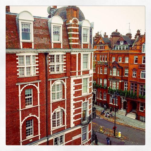London Winter Draycote Place