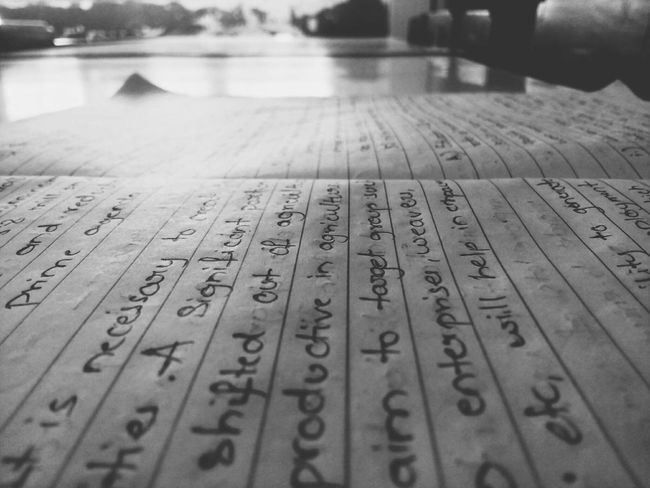 Study Studying Studies Student Literature Writer Photographer Desk Table Monochrome Blankandwhite Black Sunkissed Monochrome Photography Maximum Closeness Close-up Focus On Foreground
