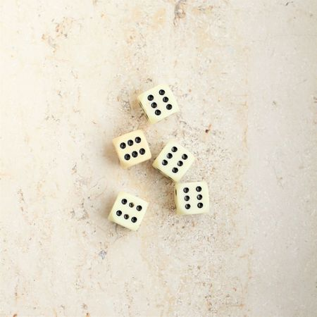 Close-up Destiny Detail Dice Fate  Kniffel Luck Lucky Six Still Life