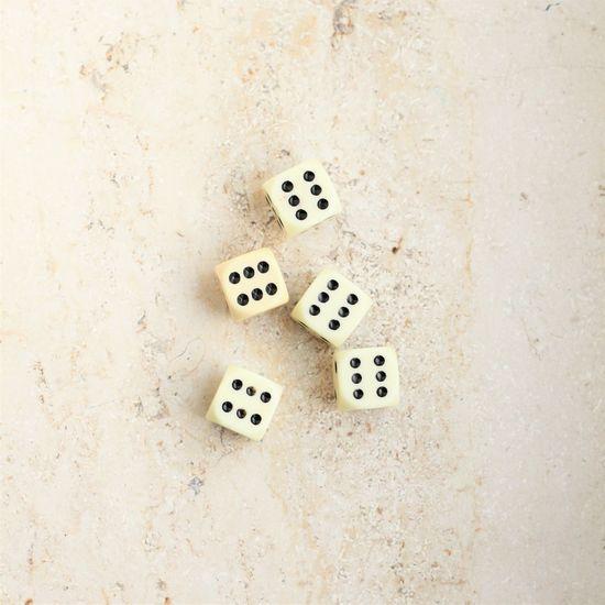 Close-up Destiny Detail Dice Fate  Kniffel Luck Lucky Six Still Life