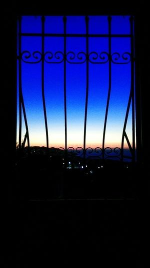Hanging Out Taking Photos Check This Out Hello World Relaxing Enjoying Life Colour Of Life Colors Sundown Blue Sky Window View View