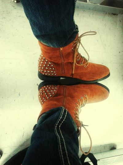 kotd combat boots!
