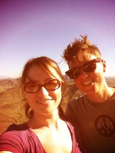 Me & my sister :-)