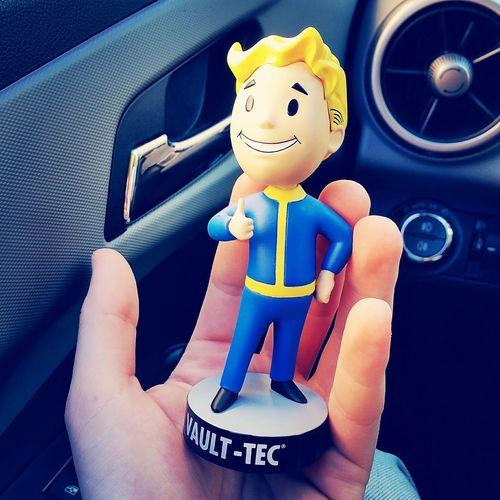 Fallout 4 Fallout4 XboxOne Bambolina Bubblehead First Eyeem Photo