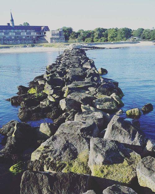 Rocks Ocean Abandoned Fine Art Photography