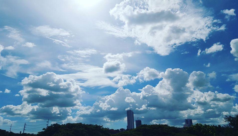 PhonePhotography Sunny Instagram Sky Igmanila View Clouds Igersmanila