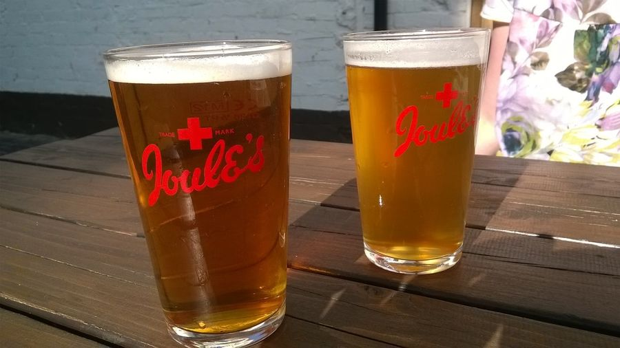 Beer Cold Drinks Engilsh Countryside English Summer Hot Summer's Day Liquid Gold Pale Ale Pale Skin Refreshment Two Glasses Of Beer Joules Joules Brewery Joules Stone Ales Joules Blonde Ice Cold Beer  Ice Cold In Eccleshall 43 Golden Moments