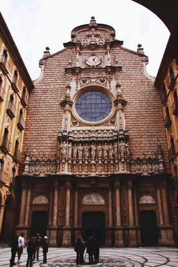 Montserrat, Barcelona, 2011