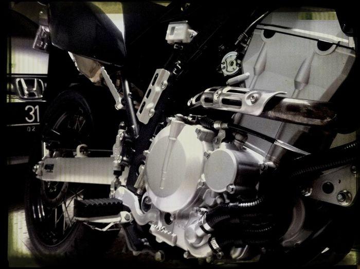 1/4 litre single cylinder sensation