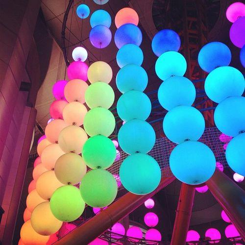 O2 London London O2arena Colours Lights