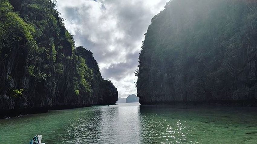 Appreciate all the good things in life. Let's go tomorrow! :) Elnidopalawan Biglagoon Philippines