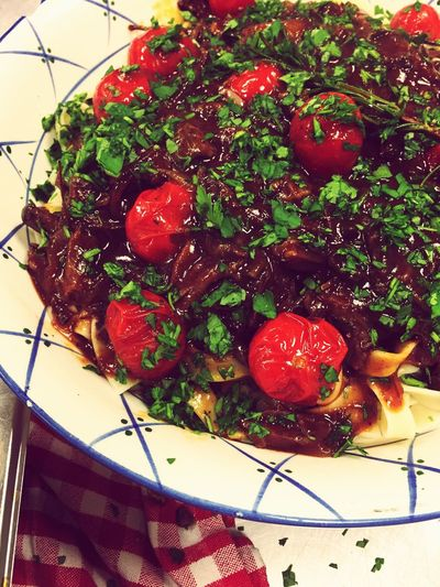 Pasta Oxtail Ragu Food Food And Drink Delicious Organic Food From Bistro A Gogo