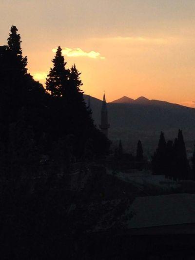 Efsane bir yer Kadifekale Izmir arşa çıkıyor sesim...