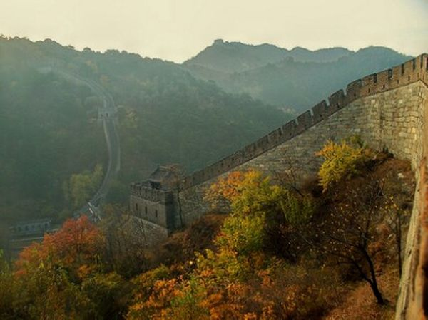 It Keeps Going and Going and . . . China China Photos China Beauty China 's Charm Great Wall Of China Wonders Of The World World Heritage Site China History