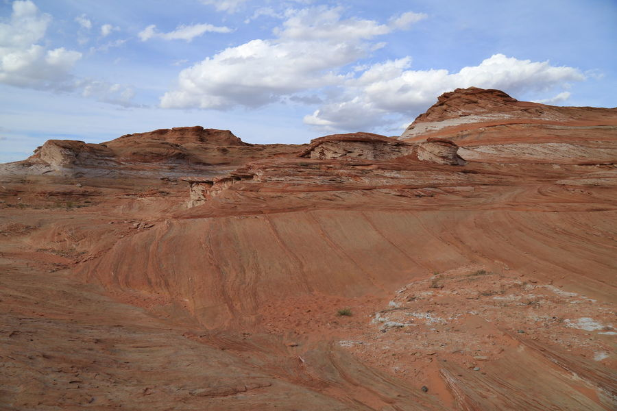 Beauty In Nature Day Fossil Geology Landscape Nature No People Outdoors Physical Geography Rock - Object Sand Dune Sky