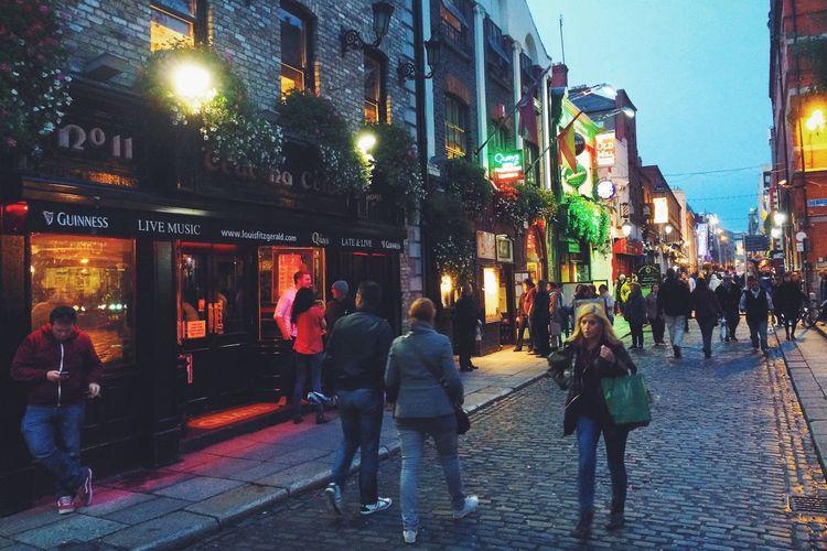 Pub Dublin Street Photography Streetphotography Night Lights