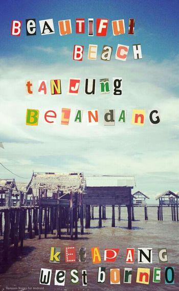 Beach, West Borneo